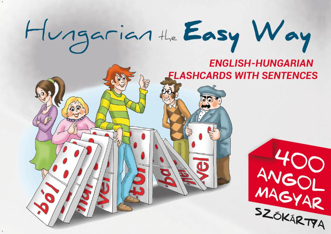 Hungarian the Easy Way- Flashcard